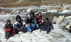 Rs.11450 Per Head,KASHMIR VAISHNOVDEVI TOUR PACKAGE 6N-7D