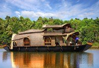 Kerala Tour 04 Nights / 05 Days. Rs.8799/-PP
