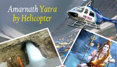 Amarnath Yatra By Helicopter 2019