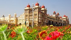 Bangalore, Mysore, Ooty, Kodaikanal (6 nights /7 days) Rs.11600 per head