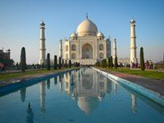 GOLDEN TRIANGLE 5 NIGHTS 6 DAYS PACKAGE.Rs.7600/-PP