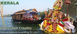 Kerala Honeymoon Tour Package  04 Nights / 05 Days