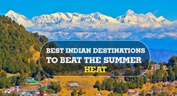 Rs.6500 Per Head,Best Tourist Destinations In India In Summer 2021
