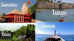 Konkan Trip For 3 Days From Pune Rs.5800 Per Head